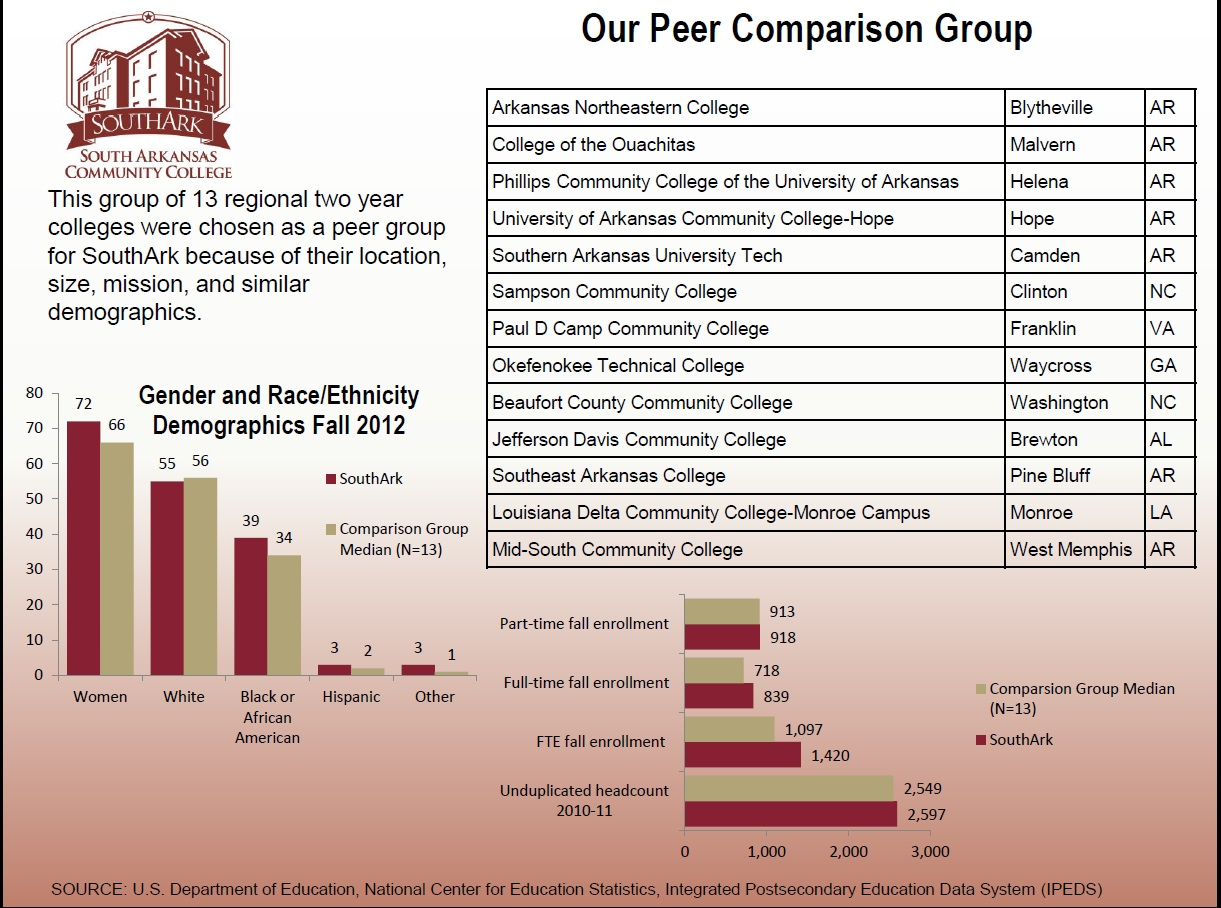 1 Our Peer Comparison Group