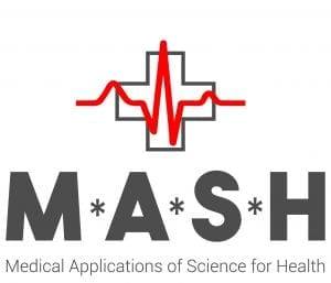 Final MASH Logo gray text 300x257