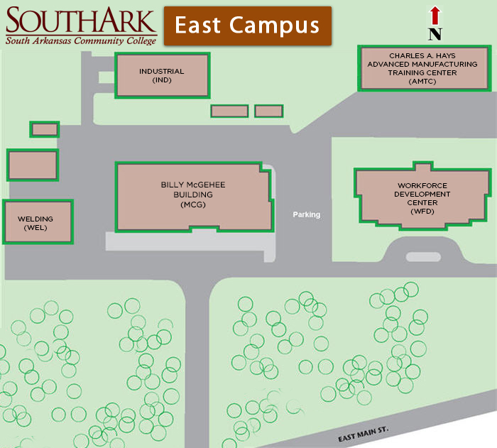Campus Maps Security And Fire Safety